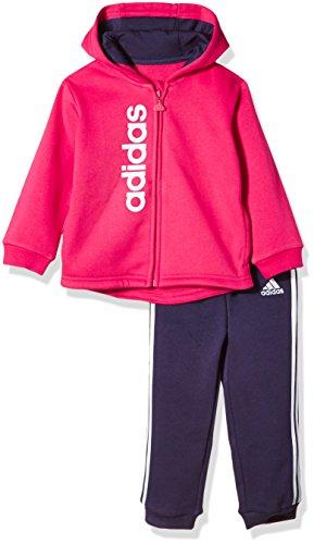 Ensemble Fleece Hoodie bébé adidas and Jogger (Fleece Hoodie Adidas)