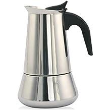 Orbegozo KFI 1260 - Cafetera de acero inoxidable, 12 tazas