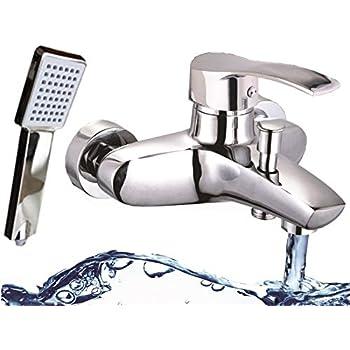 Berühmt Badewannenarmatur mit Handbrause (Brauseschlauch) | Wannen Armatur FE21