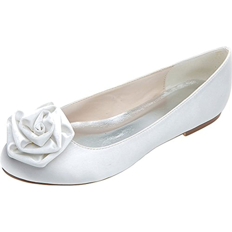 Find Find Find Nice , Danse Classique Femme - Blanc - Blanc, 36.5 - B07FCCYSG7 - bc0847