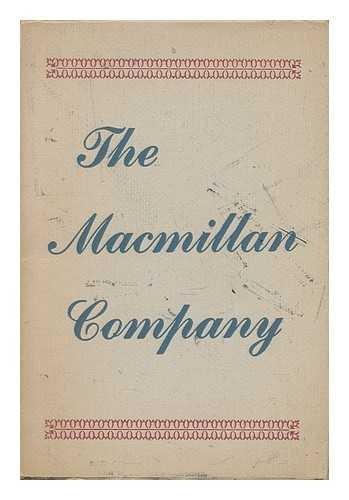 The MacMillan Company
