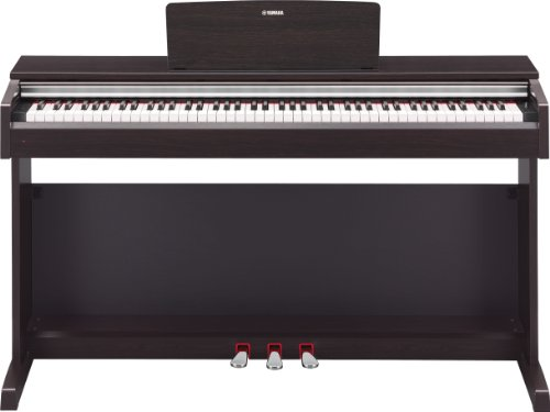 Yamaha YDP-142R Arius Digital Piano, dunkles Rosenholz