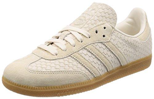 adidas Damen Samba Og W Fitnessschuhe Weiß Blatiz/Gum4 000, 39 1/3 EU