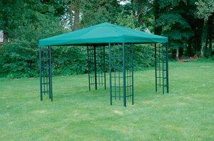 Repuesto para cenador (3x 3m–Carpa para techo verde poliéster 230g/m²