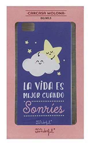 carcasas para móviles de mr wonderful