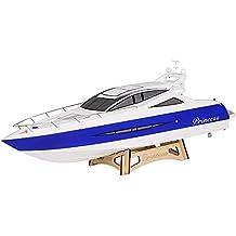 Goolsky TFL Hobby 1105 principessa 2,4 G senza spazzola elettrica acqua raffreddamento barca RC motoscafo fibra vetro