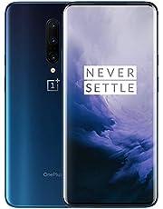 OnePlus 7 Pro (Nebula Blue, 8GB RAM, Fluid AMOLED Display, 256GB Storage, 4000mAH Battery)