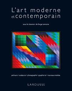 """Afficher """"L'art moderne et contemporain"""""""
