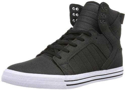 Supra  SKYTOP, Baskets pour homme Noir - Schwarz (BLACK/WHITE - WHITE BLK)