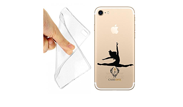 Custodia Cover Case Ballerina Danza Classica per iPhone 7 ...