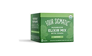 Four Sigma Foods Instant, Chaga, 20 Count