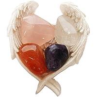 Reiki heilende Energie geladen Krystal Gifts UK Reiki Energie geladen Müdigkeit Relief Kristall Geschenk Set in... preisvergleich bei billige-tabletten.eu
