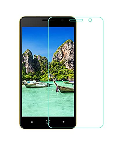 RSC POWER+ 0.3Mm Pro, Tempered Glass Screen Protector For Intex Aqua Power  available at amazon for Rs.109