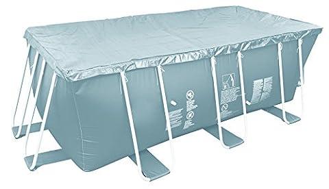 Jilong jl016113nv01–P59PC 394x 207SFP pour piscine cadre acier rectangulaire piscines