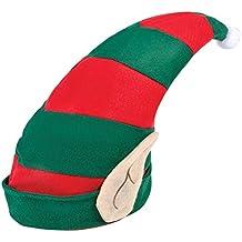5bb3394824ead Elf Christmas Hat With Ears (gorro sombrero)