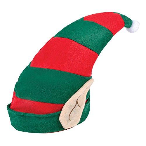 Elfen Weihnachten Hut mit - White Christmas Themed Kostüm
