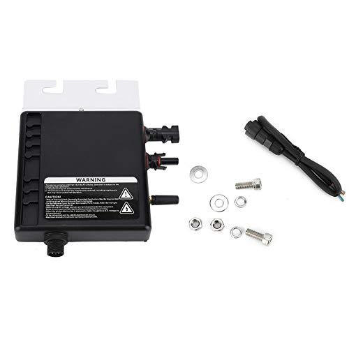 BTIHCEUOT Grid Tie Micro Wechselrichter, Grid Tie Micro Wechselrichter Solar Power Monitoring für Solar Home System