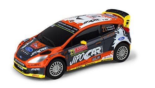 Scalextric Compact - Ford Fiesta RS WRC