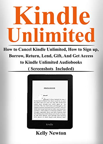 Kindle Unlimited: How to Cancel Kindle Unlimited, How to Sign up ...