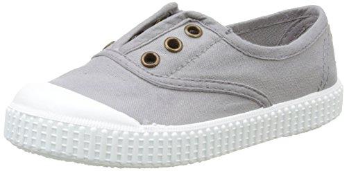 Victoria Inglesa Lona Tintada Punt., Unisex-Kinder Sneakers , grau - Gris (12...