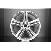 Original Volkswagen Tiguan Llanta Juego 5 N0601025t Mallory 19 pulgadas ...