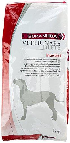 Eukanuba Veterinary Diet Dog Dry Intestinal Disorders Adult All Breeds Chicken Bag, 1er Pack (1 x 12 kg) -