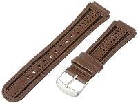 Voguestrap TX348042 Allstrap 18mm Brown Regular-Length Fits Expedition Watchband