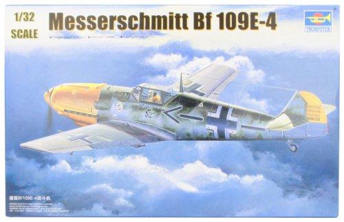 Imagen principal de Trumpeter 2289  - Maqueta del Messerschmitt Bf 109E-4 (escala 1:32) [Importado de Alemania]