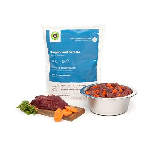 Barf Hundefutter, Frischfutterpaket für Hunde von Pets Deli – 20 x 200g oder 400g Barf Menüs ohne Kohlenhydrate (getreidefrei) (200g) - 2