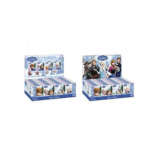 Frozen - Disney Geschenk - Miniatur Eau de Toilette - tiefgekühlt - gefroren, 1er Pack (1 x 1 Stück) -