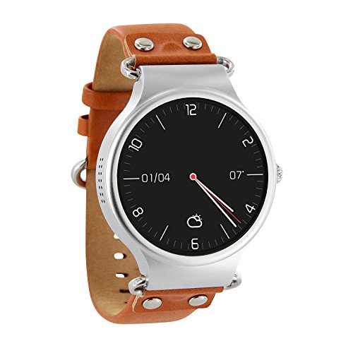 X-WATCH│ XETA XW PRO  │ Herren Smartwatch - Android Betriebssystem - WLAN - GPS - SIM-Telefonie - Playstore - Schrittzähler - Herzfrequenz