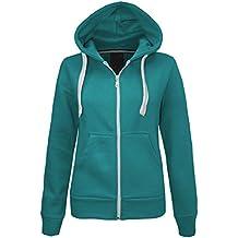 NEW PLAIN traje de neopreno para mujer chaqueta con cremallera Sudadera con capucha con cremallera en la parte superior y el sudor-camiseta de manga corta para abrigos