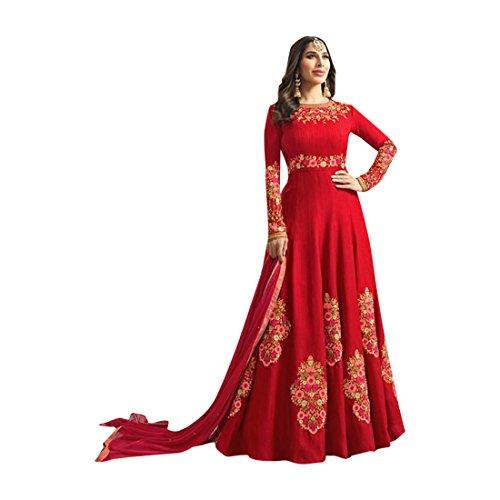 Maßanfertigung Custom to Measure Europe size 32 to 44 Ceremony Party Wear Anarkali Salwar Suit Women Designer Kleid Zeremonie Kleid Material Partei tragen indische Hochzeit Braut 2507