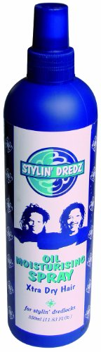 Stylin' Dredz Oil Moisturizing Spray 350ml