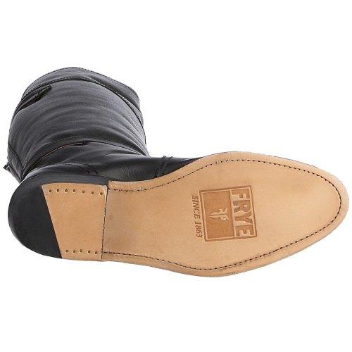 Grãos Dorado Senhoras 77560 Preto Andando Sapatos Cheio 77560blk8 De Frye 8qwCzExd8