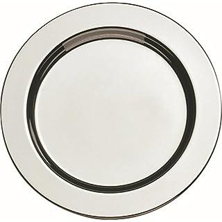 APS Untersetzer-Set, 6-teilig, Edelstahl, Silber, 28 x 28 x 30 cm, 6-Einheiten