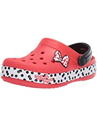 6292de7e38bfa6 Crocs - Girls Fun Lab Minnie Rocks The Dots Clog