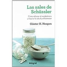 Las sales de Schussler (SALUD)