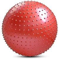 /dise/ño de Calidad Profesional Anti-eclatement Fancylande bal/ón Gym Fitness Suiza Epais Ejercicio de Yoga Gym Estabilidad Anti-Explosion con Bomba de Mano/