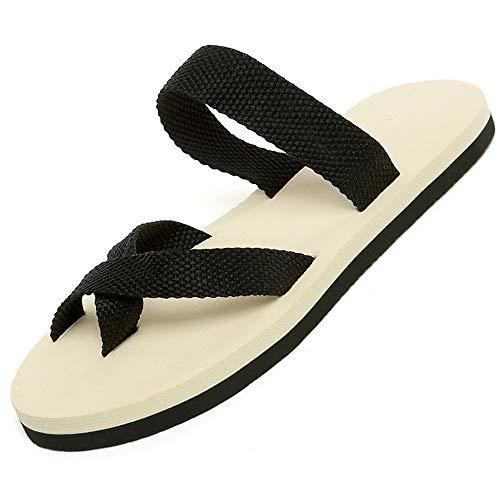 BSTLY Herren Sommer Schuhe Strand Sandalen Indoor Outdoor Flip Flop