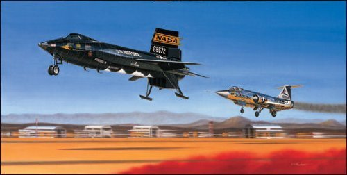 First Re-Entry, by Mike Machat - 850 Signed and Numbered Prints by Aviator Art