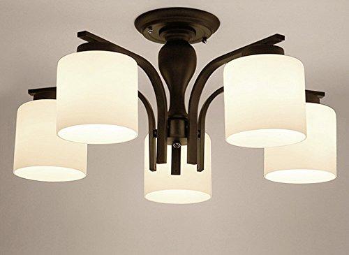 Plafoniera Led 150 Cm 2x22w : Ceiling lightsei der beste preis amazon in savemoney.es