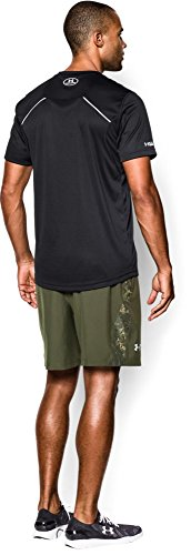 Under Armour Herren Laufshirt Coldblack Black