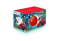 Per una Pasqua indimenticabile, apri il Sorpresovo Spiderman e lanciati al centro dell'azione All'interno dell'uovo di Pasqua i bambini potranno trovare sempre 1 action figure Spiderman Vs Sinister six da 30 cm e tante altre fantastiche sorpr...