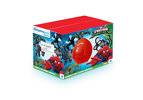 Hasbro - Sorpresovo Spiderman 2017