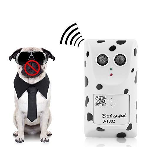 GCSEY Cartoon Anti Bark Barking Stoppvorrichtung AU Stecker Dog Controlling Pet Abstreifen Trainings-Tool Wandmontage Ultraschallwellen-Gerät