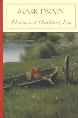 Adventures of Huckleberry Finn (Barnes & Noble Classics) by Mark J. Twain (2004-09-20)