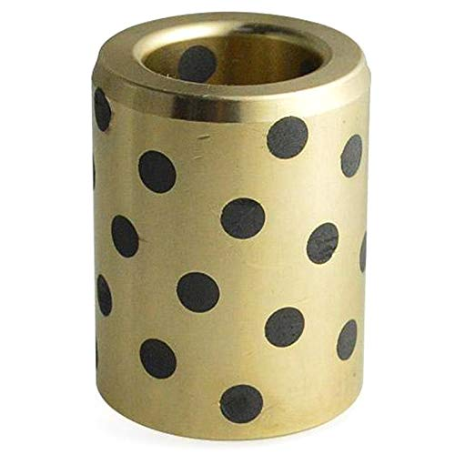 Moligh doll Kugel Lager 10 Stuecke 8X15X24 Mm Linear Graphit Kupfer Set Lagerbuchse oel Selbst Schmierende Jdb Lm8Uu Lm8 8 Mm