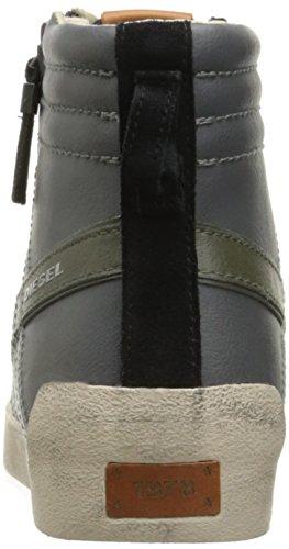Diesel Y01169 P0919 Dstring Baskets Gris Noir