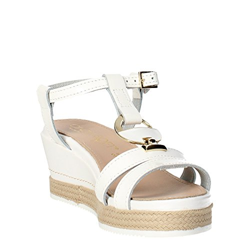 Cinzia Soft IAS32262 Sandal Damen Weiß